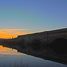 Sunset in Ross by Patrick Reid