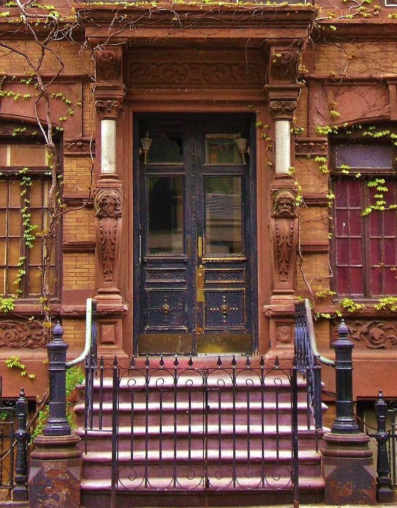 East Village Architecture by Harlan Mayor