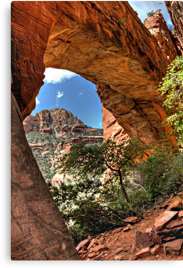 Fay's Arch HDR by Craig Durkee