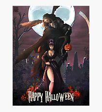 Happy Halloween Photographic Print