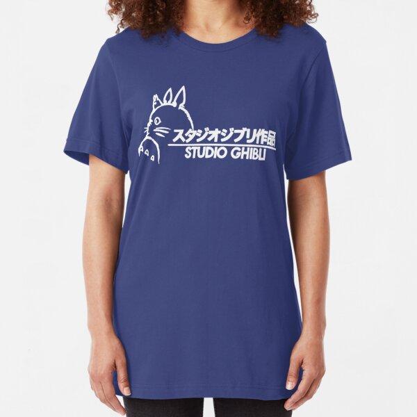 The Amazing Studio Ghibli Slim Fit T-Shirt