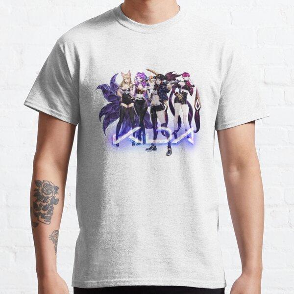 Escuadrón Kda Camiseta clásica