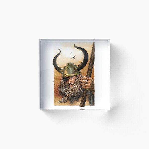 Odin Acrylic Block