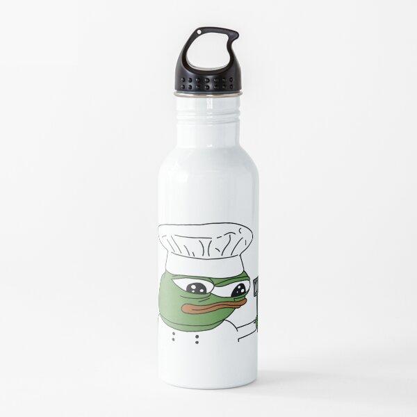 Peepo chef Water Bottle