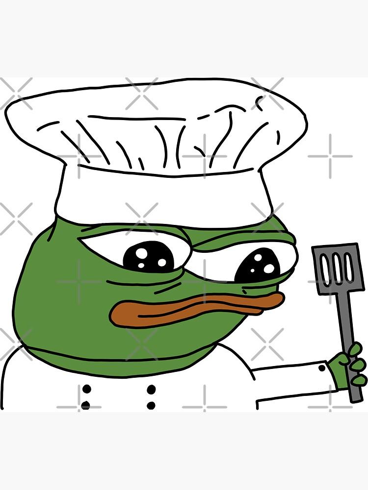 Peepo chef by sivelobanova