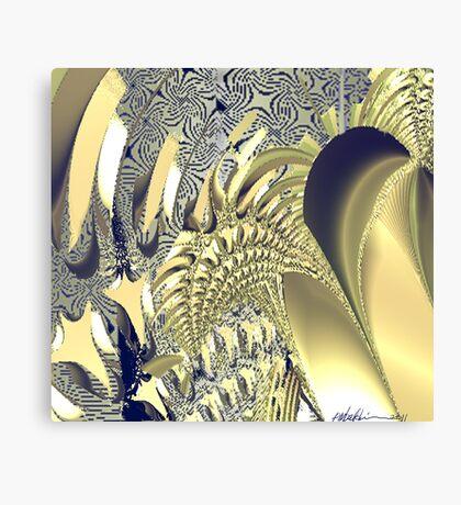 """Full Blast"" Canvas Print"