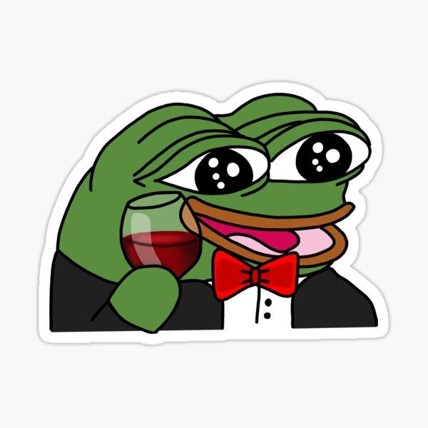 Fantaisie Pepe Sticker