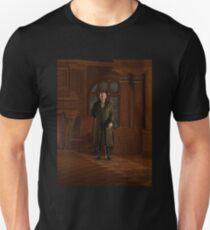 Regency Gentleman in his Study T-Shirt