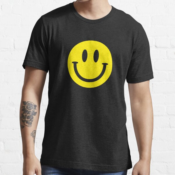 Smiley Face Essential T-Shirt