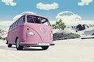 VW Samba by adriangeronimo
