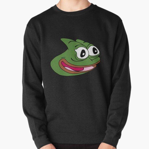 Pepega pepe Pullover Sweatshirt
