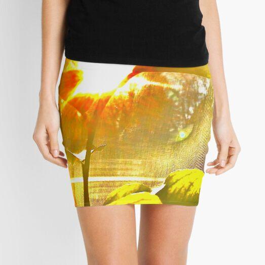 Lemon Spark Mini Skirt