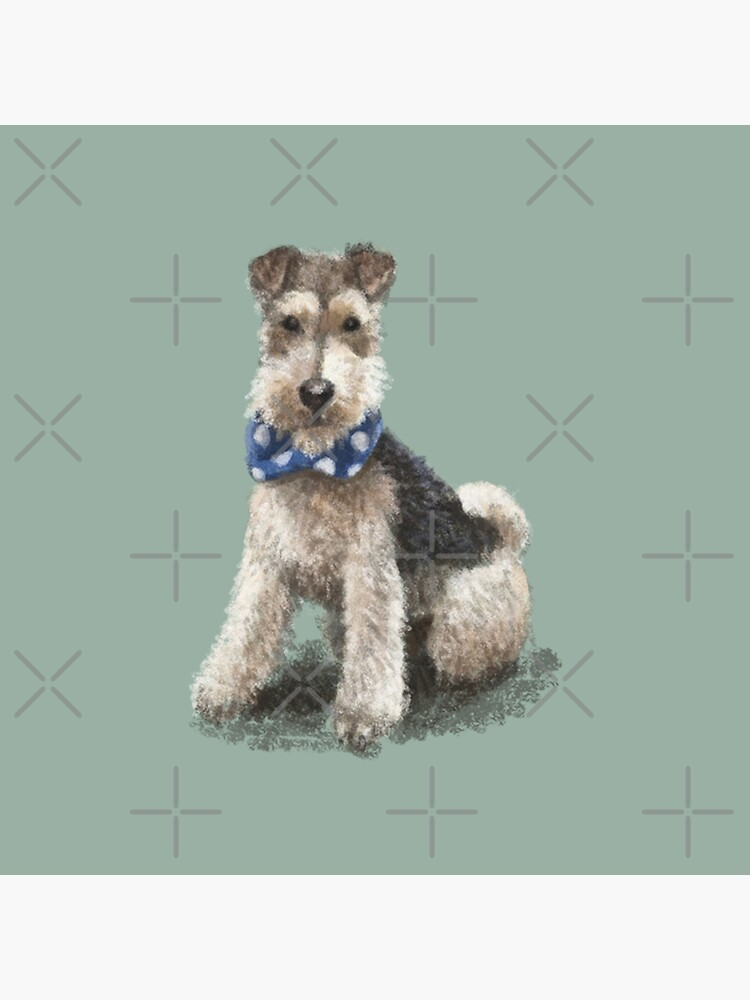 Stan the Fox Terrier by elspethrose