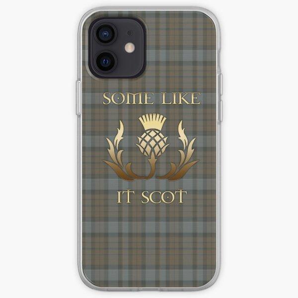 Certains l'aiment scot - Thistle - Outlander Coque souple iPhone