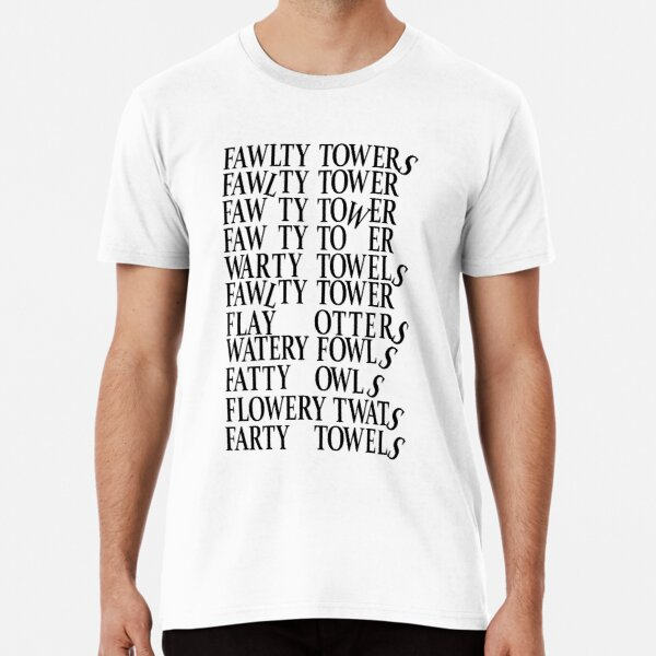 Fawlty Towers - All the openings Premium T-Shirt