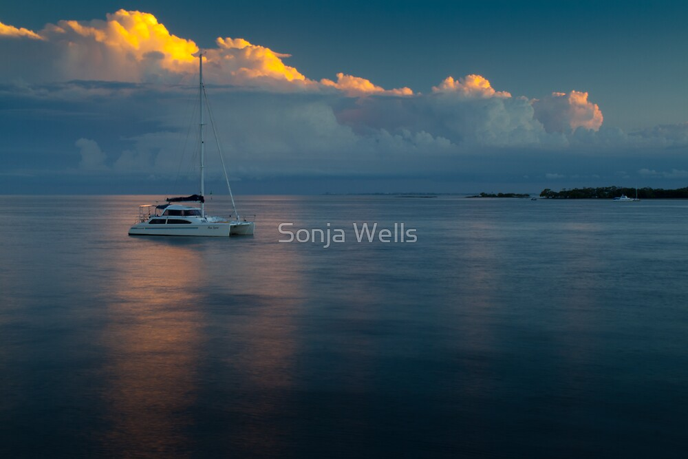 Tranquillity by Sonja Wells