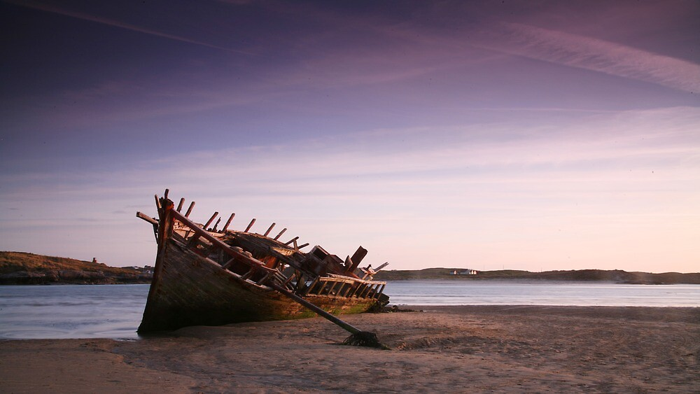 Shipwreck by Paul McSherry