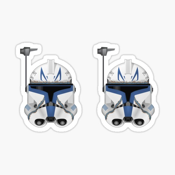 Captain Rex - Brothers Sticker