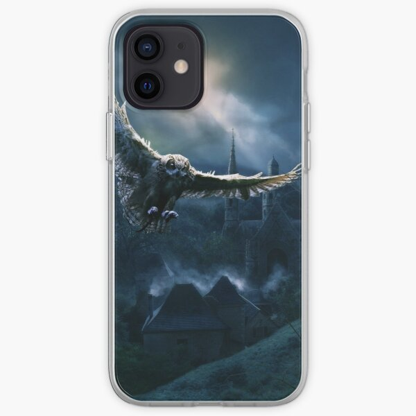 The Night of the Owl  iPhone Soft Case