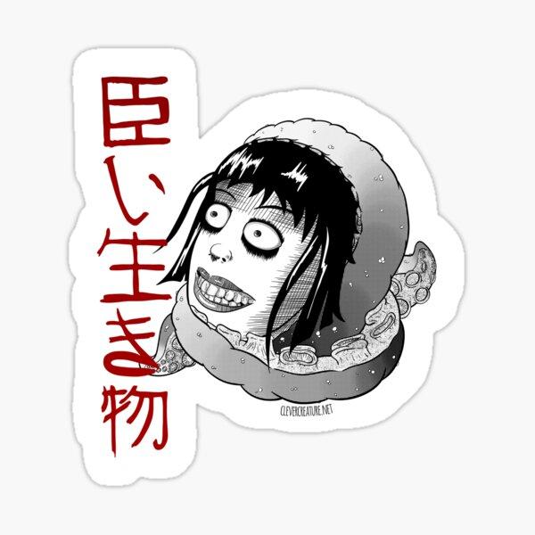 Tako Sticker