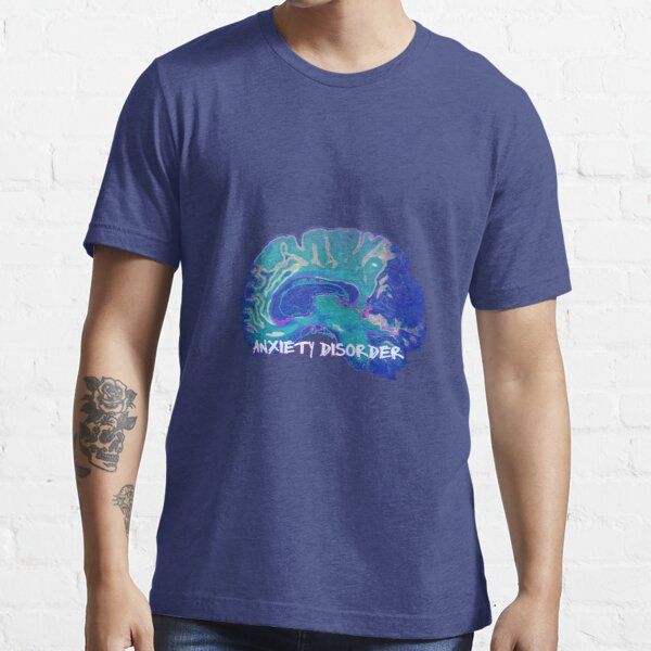 Martyr of Music - Anxiety Disorder Essential T-Shirt