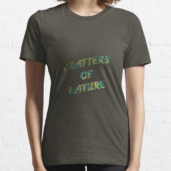 Crafters of Nature - Logo Essential T-Shirt