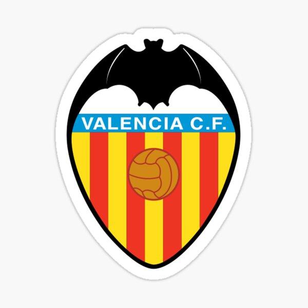 Valencia cf Pegatina