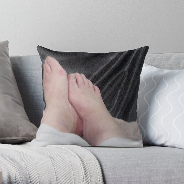 The Nap Throw Pillow