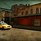 Meat Packing Taxi by Sonia de Macedo-Stewart