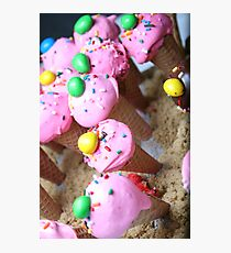 Have your cake and eat it too! Photographic Print