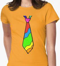 Rainbow Tie T-Shirt