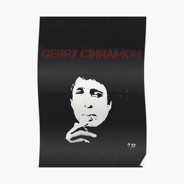 gerry cinnamon Poster