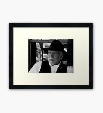 sheriff Framed Print