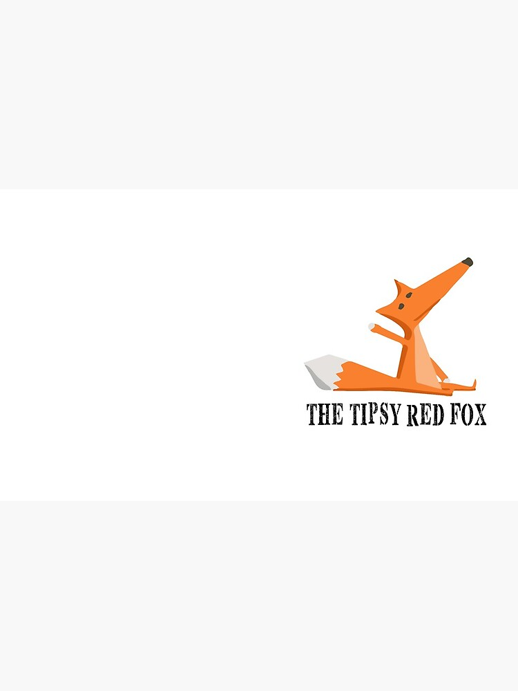 The Tipsy Red Fox T-Shirts - Clothes and Home decor by andyrenard