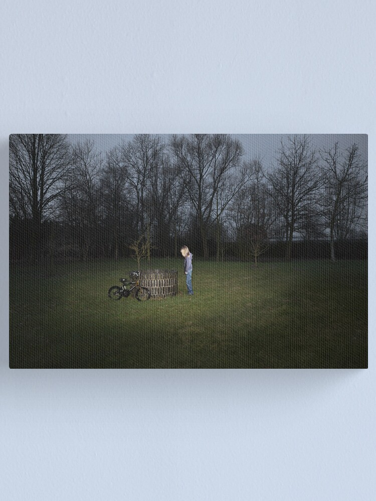 Alternate view of Well Canvas Print
