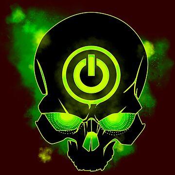 Skull 3 by pratt-face