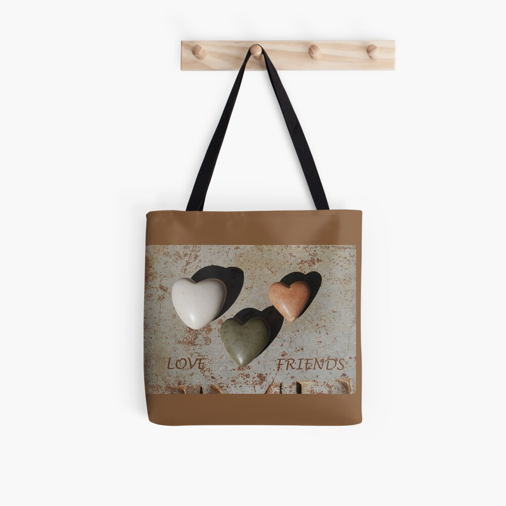 Love Your Friends Tote Bag