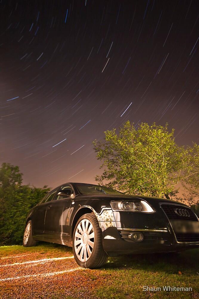 Vorsprung durch star trails by Shaun Whiteman