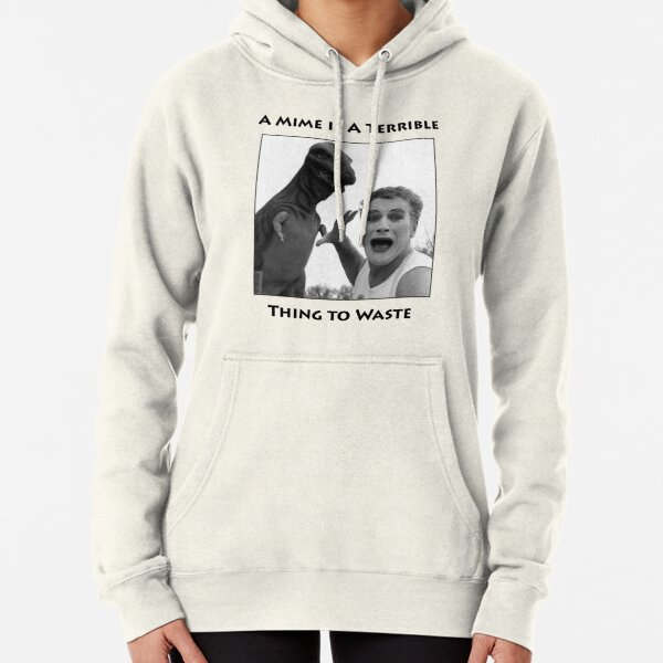 Terrible Thing to Waste Pullover Hoodie