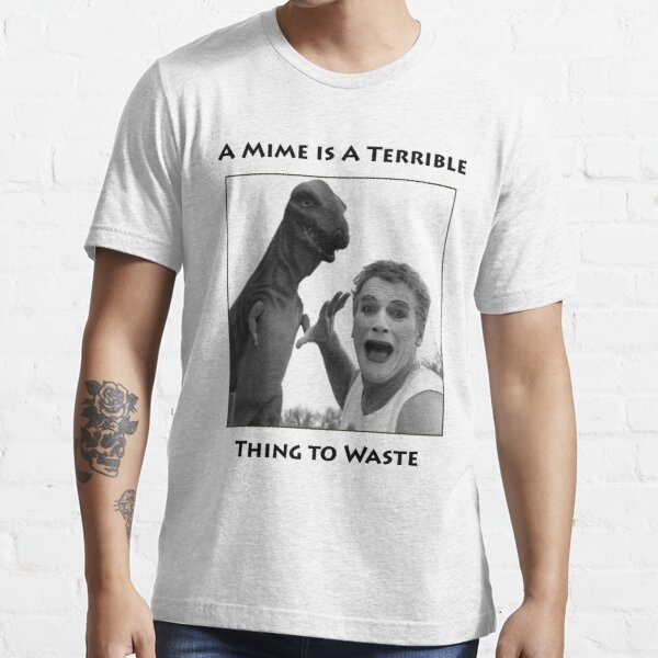 Terrible Thing to Waste Essential T-Shirt
