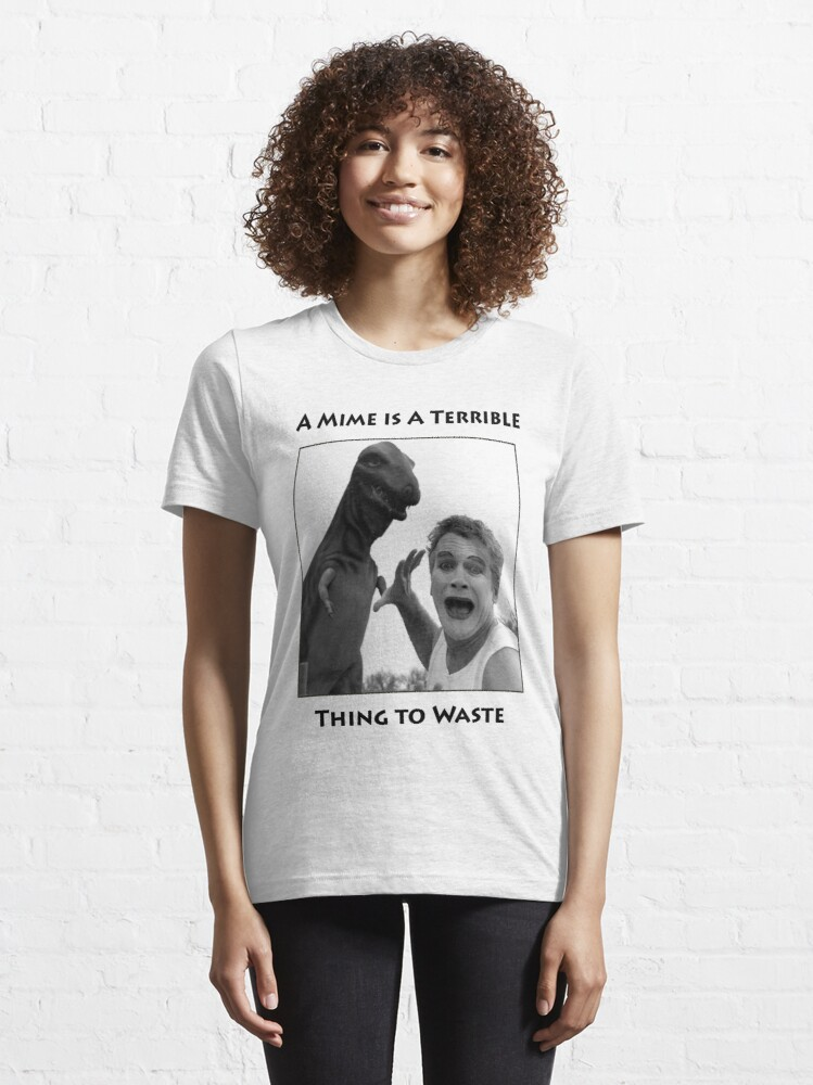Alternate view of Terrible Thing to Waste Essential T-Shirt