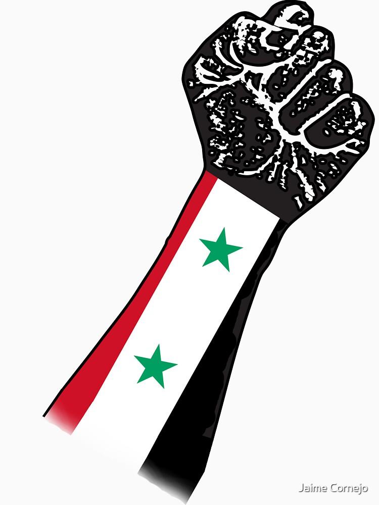 SYRIA by Yago