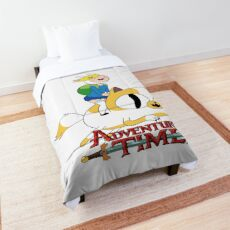Adventure Time with Fionna & Cake Comforter
