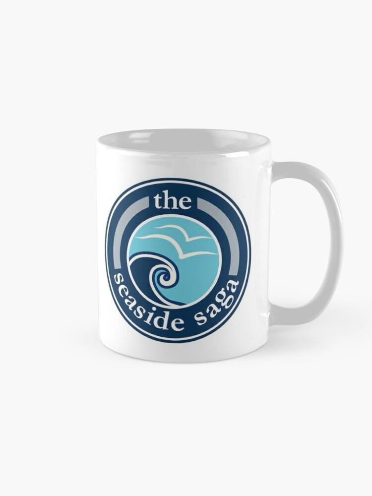 Alternate view of Seaside Saga Official Merchandise Mug