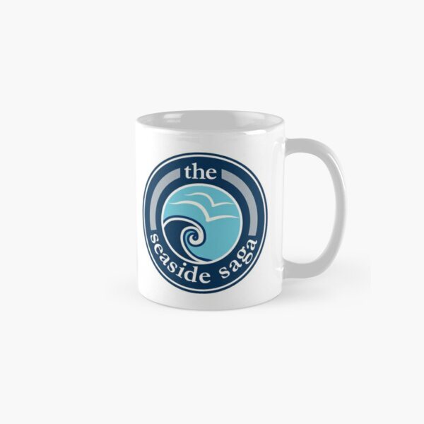 Seaside Saga Official Merchandise Classic Mug