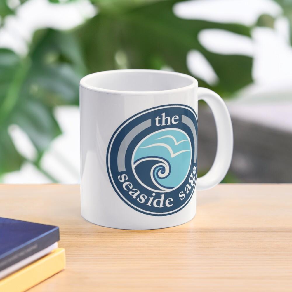 Seaside Saga Official Merchandise Mug