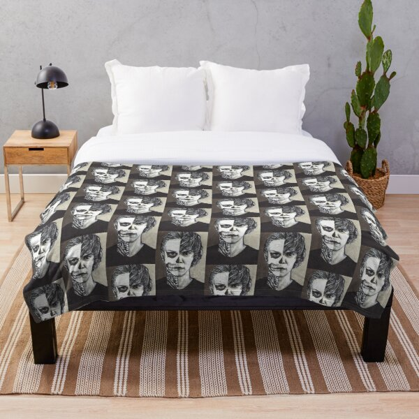Evan - Tate Langdon Throw Blanket