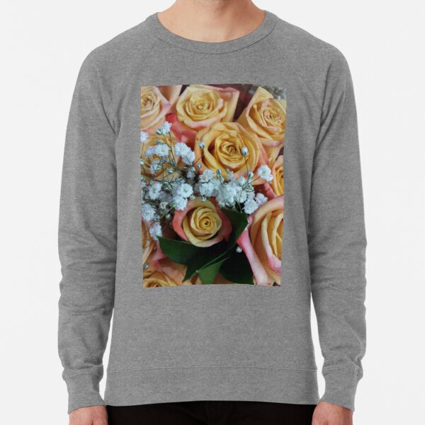 Floral 1 Lightweight Sweatshirt