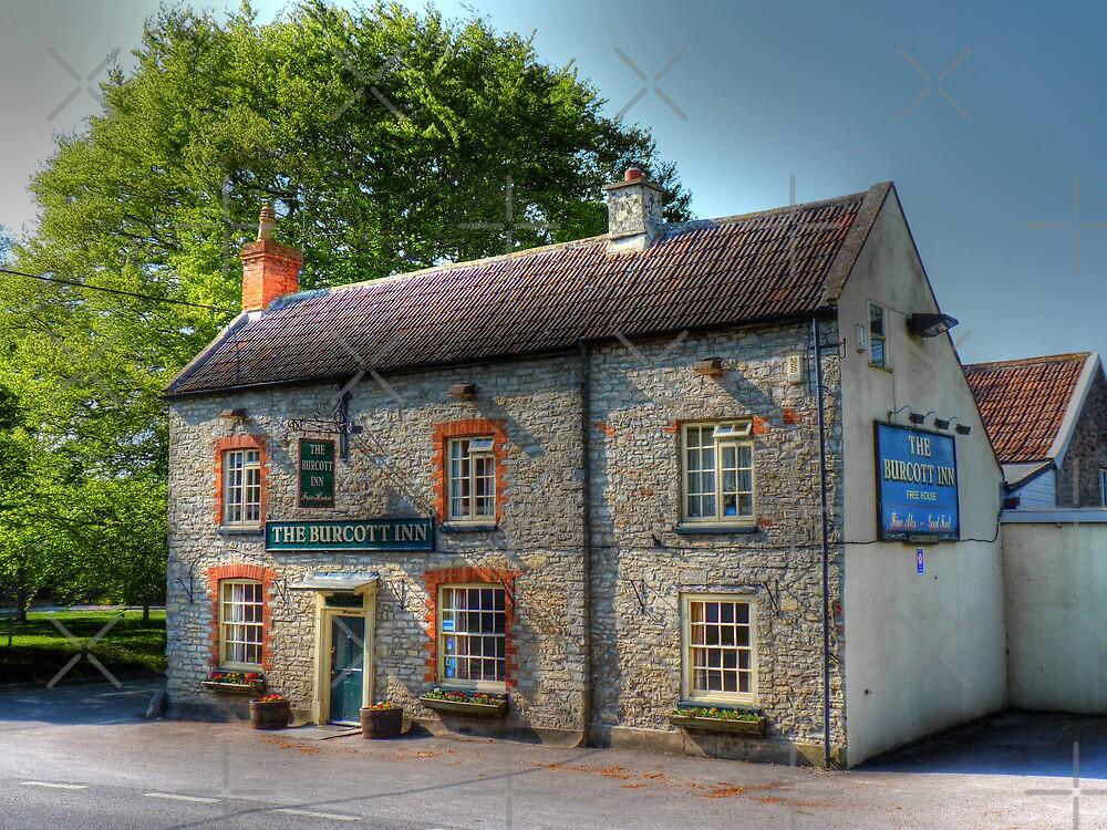 The Burcott Inn by Kim Slater