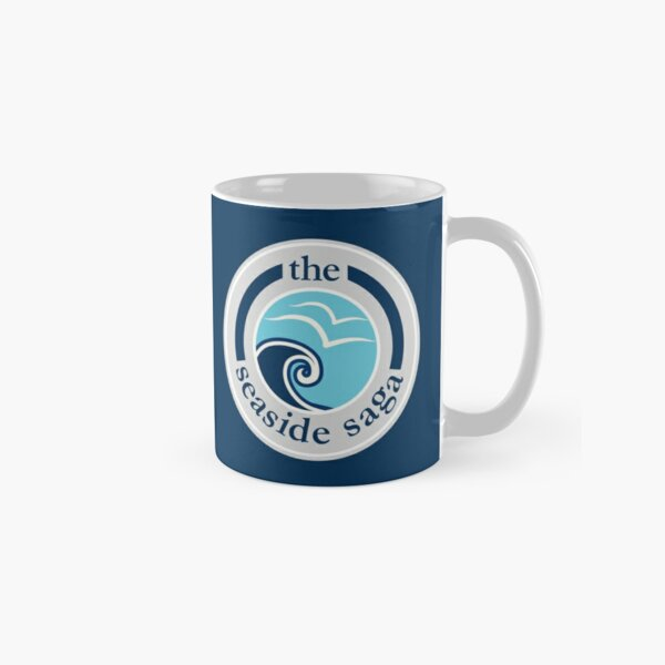 Seaside Saga - Official Merchandise Classic Mug